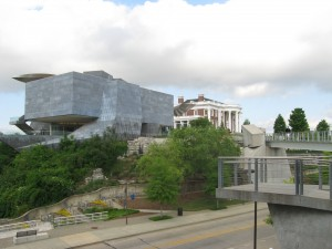 The Chattanooga Art Museum.