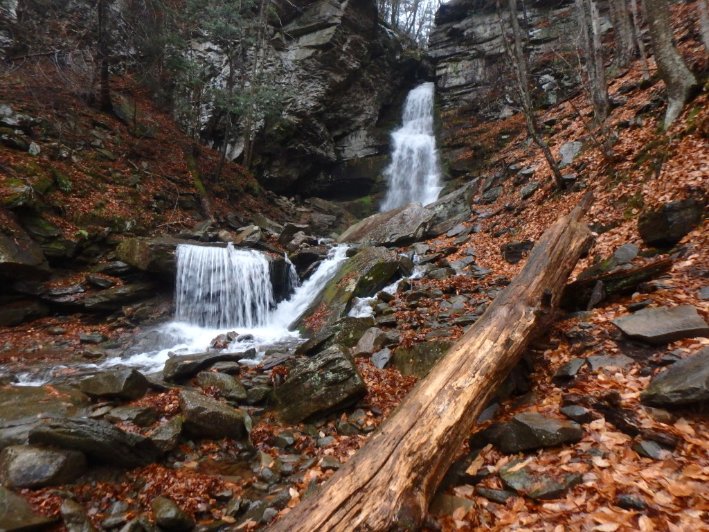 Upper Rondout Waterfalls