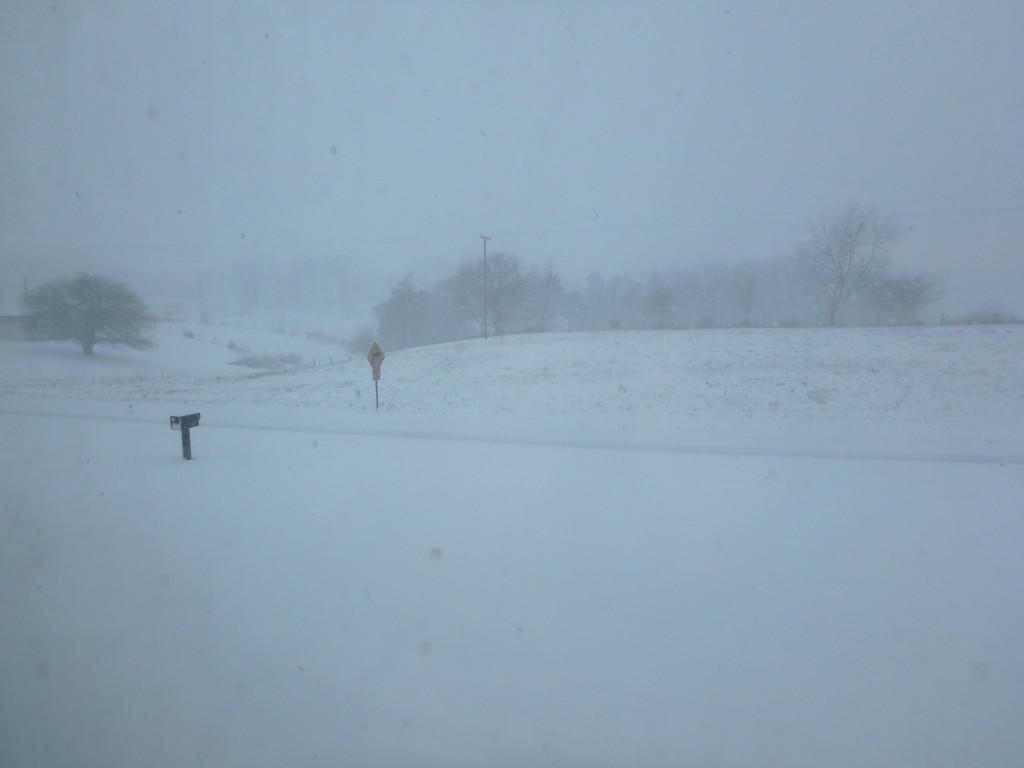 Ohio Snowstorm